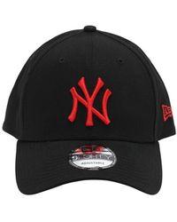 KTZ Ny Yankees 9forty キャップ - ブラック