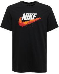 Nike Nsw コットンtシャツ - ブラック