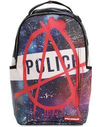 Sprayground - Anarchy Printed Backpack - Lyst