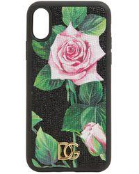 Dolce & Gabbana - ドーフィンレザーiphone X/xsケース - Lyst
