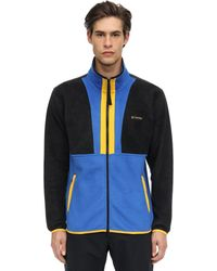 "Columbia - Sweatshirt ""back Bowl Fz"" - Lyst"