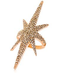 FEDERICA TOSI | Armour Comet Ring | Lyst