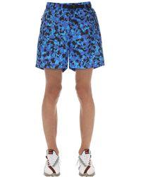"Nike Shorts Aus Technostoff ""nrg Acg"" - Blau"