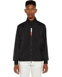 Moncler Куртка Из Нейлона Wimereux - Черный