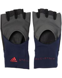 adidas By Stella McCartney - Fingerless Training Gloves - Lyst
