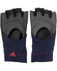 adidas By Stella McCartney Fingerless Training Gloves - Black