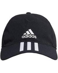 adidas Originals Gorra De Baseball Primegreen Con 3 Bandas - Negro