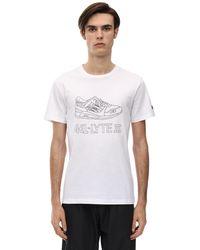 Asics Gel-lyte Iii Cotton T-shirt - White