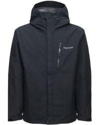Marmot Куртка Gore-tex Minimalist Component - Черный