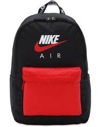 """Nike Medium Rucksack """"heritage"""" - Schwarz"""