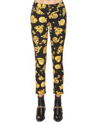 Versace Jeans Couture Джинсы Из Хлопкового Денима - Многоцветный