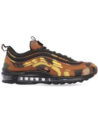 """Nike Sneakers """"air Max 97 Camo Pack Italy"""""""