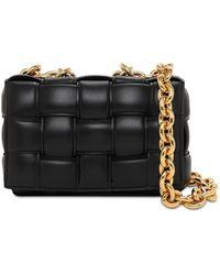 Bottega Veneta The Chain Cassette ショルダーバッグ - ブラック