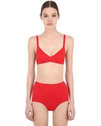 Laura Urbinati - High Waist Lycra Bikini - Lyst