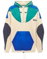 Étoile Isabel Marant Mantsy Tech Jacket - Blue