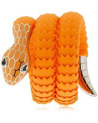 TAMARA DONALLI - Clea Sunrise Snake Wrap Bracelet - Lyst