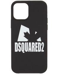 DSquared² Чехол Для Iphone 12 - Черный