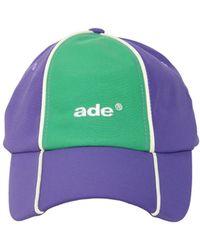 ADER error Nylon Baseball Hat - Green