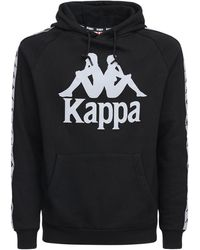 Kappa - Свитшот Из Хлопка - Lyst