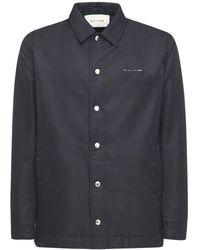 1017 ALYX 9SM Куртка Из Нейлона - Черный