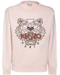 KENZO - Classic Tiger コットンスウェットシャツ - Lyst