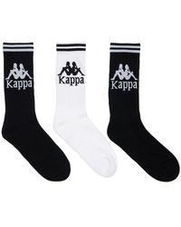 Kappa - Носки 3 Пары - Lyst