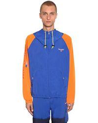 Polo Ralph Lauren フード付きナイロンジャケット - ブルー
