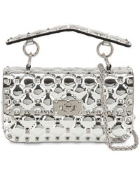 Valentino - Small Spike Bag - Lyst