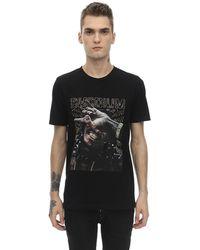 RH45 Massay Embellished Cotton Jersey T-shirt - Black