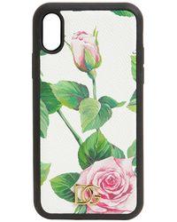 Dolce & Gabbana Чехол Для I Phone X Max С Принтом - Многоцветный