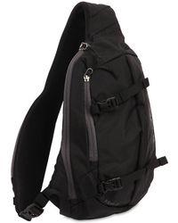 Patagonia 8l Atom Sling Waterproof Backpack - Black