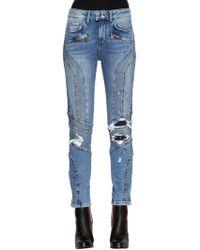 Tommy Hilfiger - Gigi Hadid Venice Super Slim Denim Jeans - Lyst