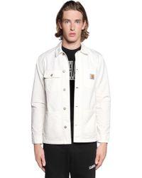 Carhartt - Michigan Core Cotton Gabardine Jacket - Lyst