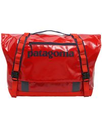 Patagonia - 24l Black Hole Waterproof Messenger Bag - Lyst