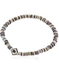 Luis Morais   Gold Scarab Bracelet   Lyst