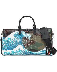 Sprayground Camokawa Duffle Bag - Multicolor
