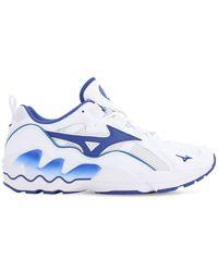 Mizuno Wave Rider Sneakers - Blue