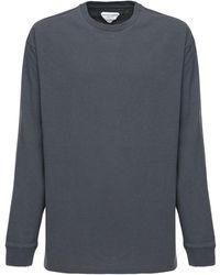 Bottega Veneta Sunrise Lightweight Long Sleeve T-shirt - Multicolour