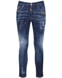 DSquared² - Skater コットンデニムジーンズ 16.5cm - Lyst