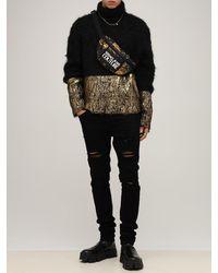 Versace Jeans Couture Regalia Baroque ベルトバッグ - ブラック