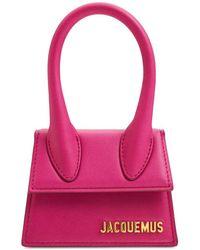 Jacquemus Сумка Из Кожи Le Chiquito - Розовый
