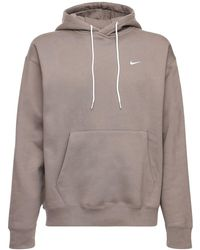 Nike Lab Cotton Blend Sweatshirt Hoodie - Multicolour