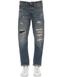 G-Star RAW Moddan Type C Relaxed Tapered Denim Jean - Blue