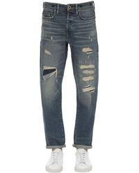 "G-Star RAW Jeans Aus Denim ""moddan Type C"" - Blau"