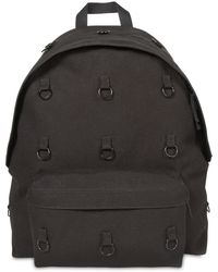 Raf Simons Rs Padded Loop Backpack - Black