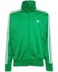 "adidas Originals Trainingjacket Mit Zipper ""primeblue Firebird"" - Grün"