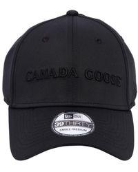 4878c256395 Lyst - Canada Goose Merino Wool Watch Cap in Green for Men