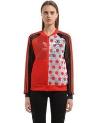 adidas Originals - Osaka Patchwork Track Jacket - Lyst