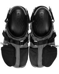 Crocs™ Beams X All Terrain Outdoor サンダル - ブラック