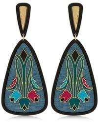 Anna E Alex - Tulipano Earrings - Lyst